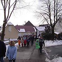 2006-02-12 Schneewanderung