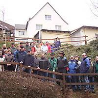2007-02-25 Auftaktwanderung