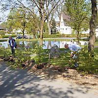 2009-04-25-Teichreinigung