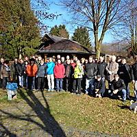 2014-02-23 Auftaktwanderung zur Driburger Huette